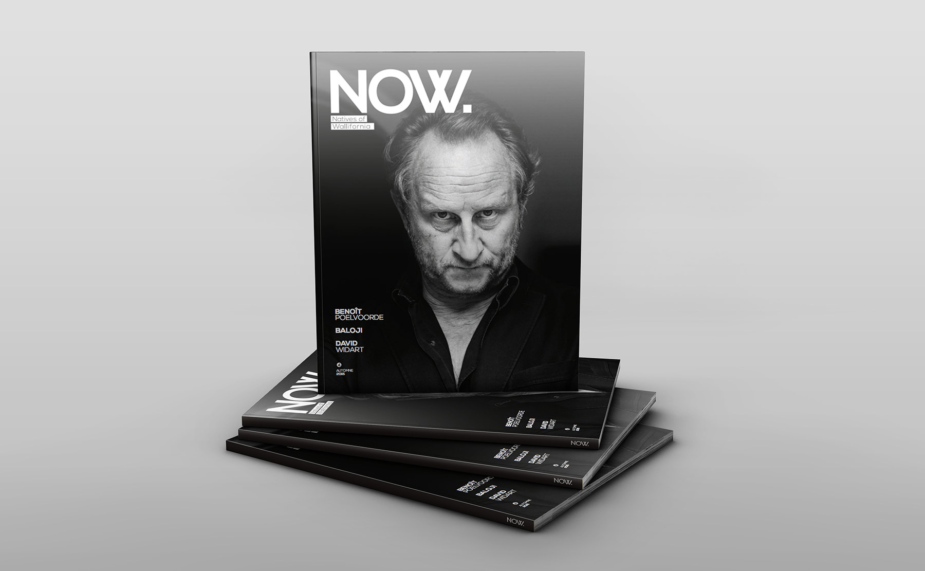 Supervision et production du Now Magazine