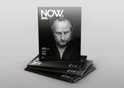 Coordination magazine - Graphiste Liège - Renaud Hardiquest